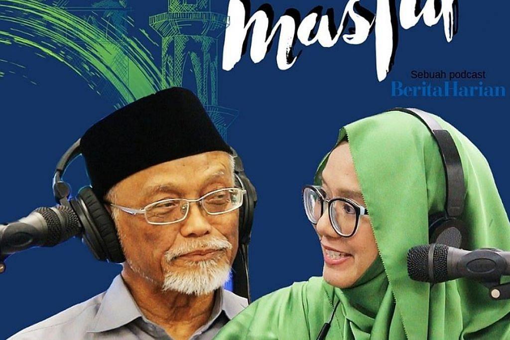 Cakap Masjid 'podcast' baru BH