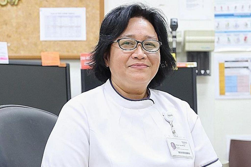 Mahir dengan keperluan pesakit selepas 36 tahun jadi jururawat