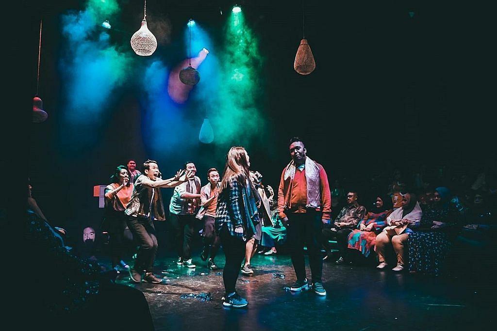 Muzikal 'Terang' ajak penonton renung sejenak masalah manusia