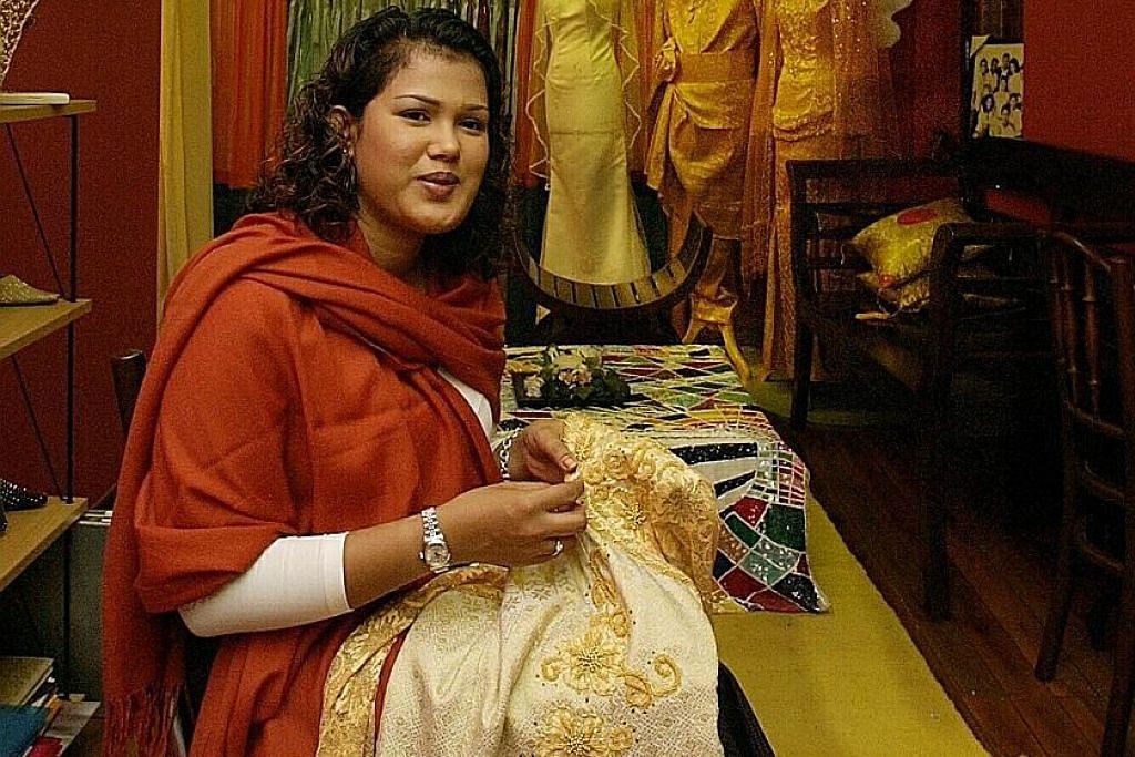 Onak dan duri dalam kehidupan awal Fatimah Mohsin