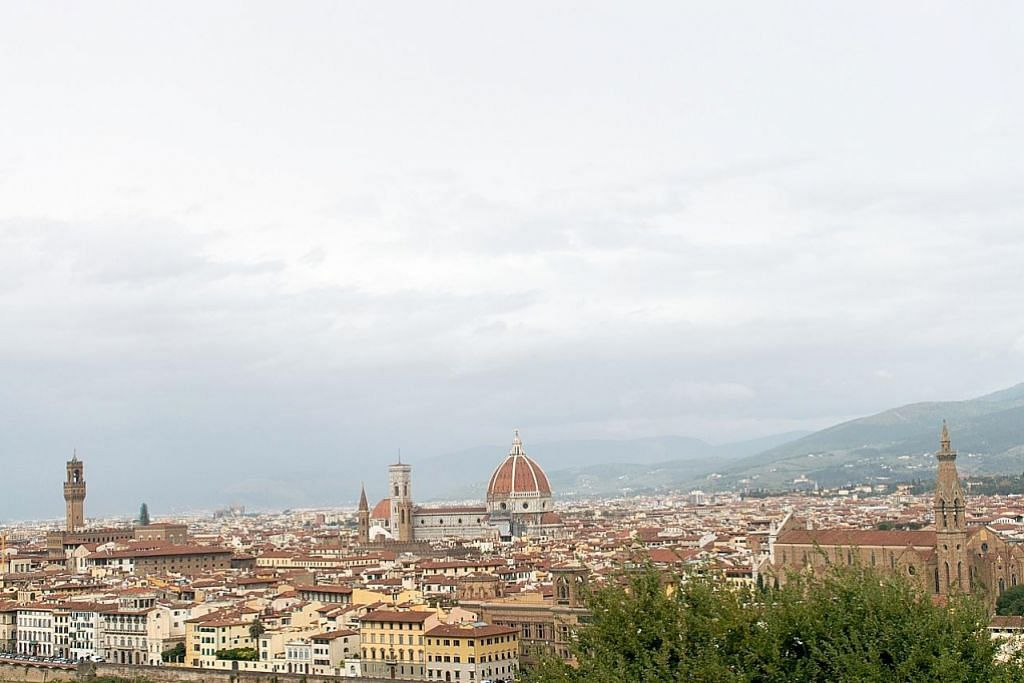 KEMBARA Impian naik 'gondola' di Venice jadi nyata!