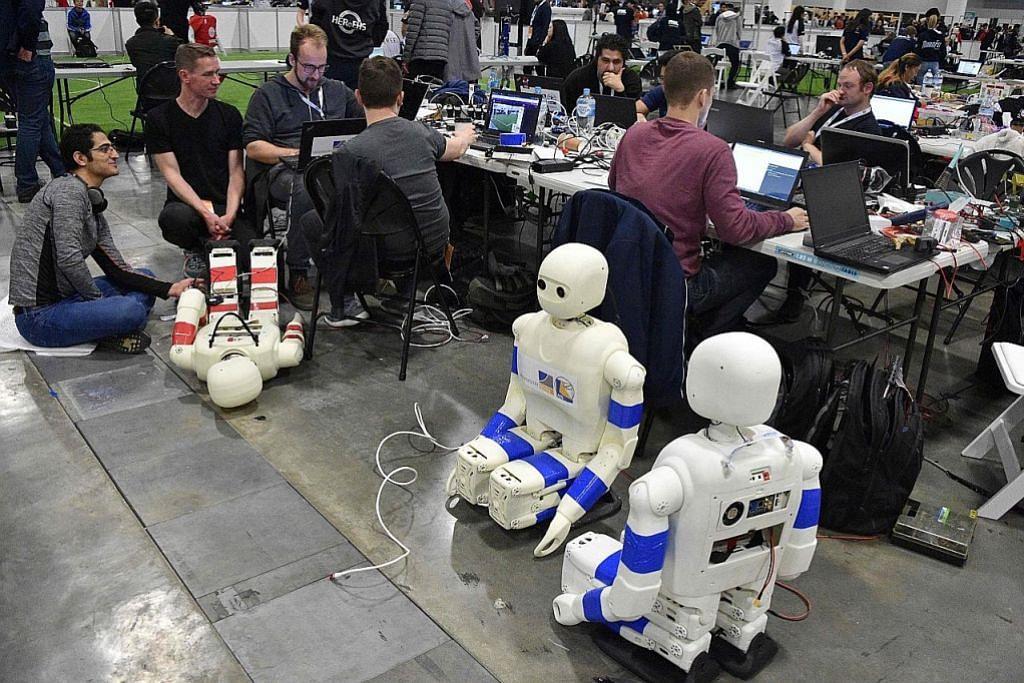 Usaha ke arah teknologi AI yang beretika