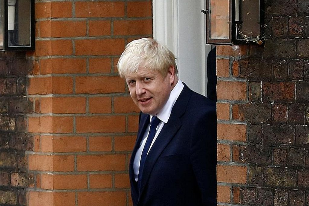 Boris Johnson dipilih jadi PM Britain