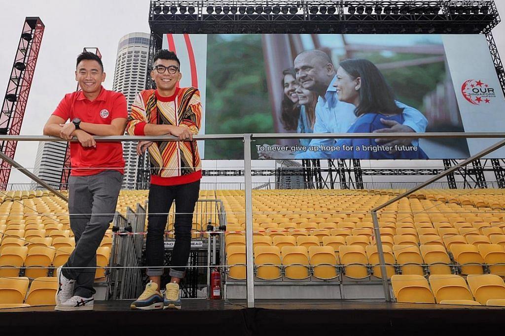 Papar kisah istimewa warga S'pura 'biasa-biasa'