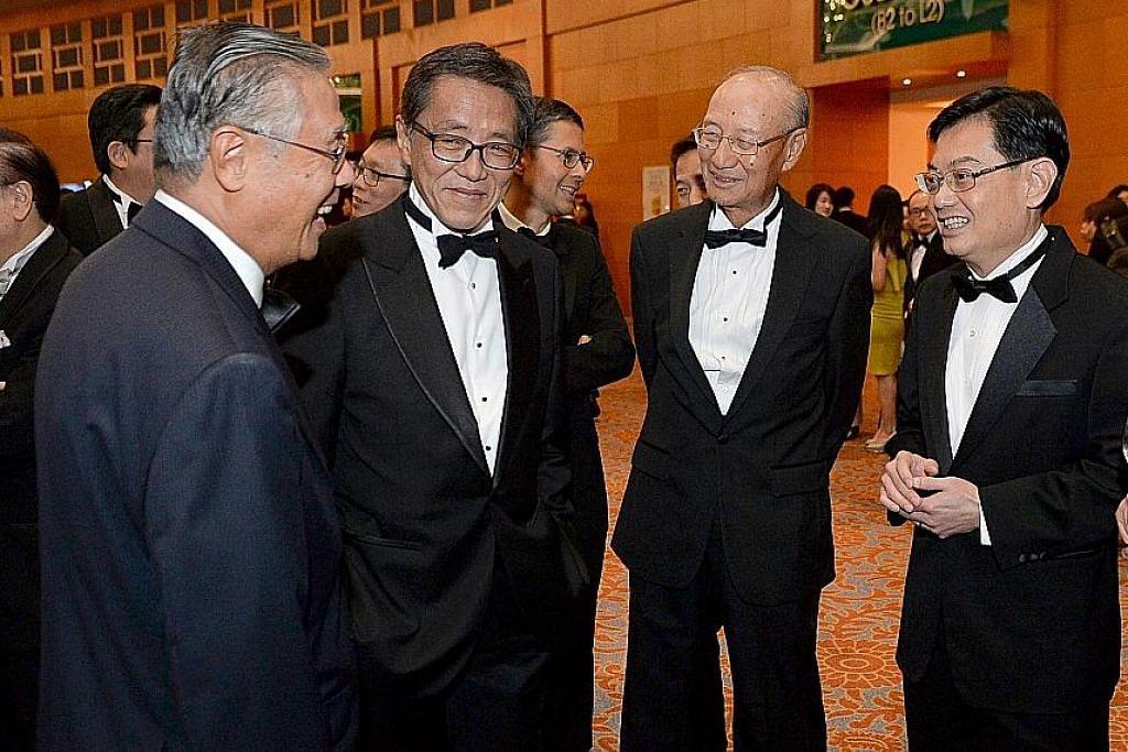 DPM Heng gesa firma bekerja rapat dengan pemerintah bangun ekonomi masa depan