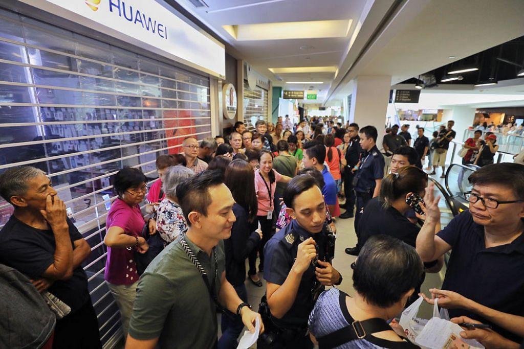 Ribuan kecewa apabila telefon Huawei dikatakan kehabisan stok