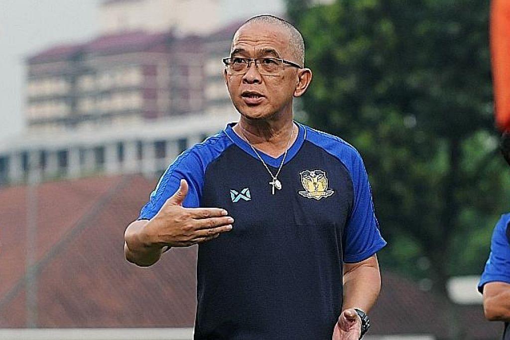 LIGA PERDANA SINGAPURA Hougang, Tampines masing-masing mahu menang