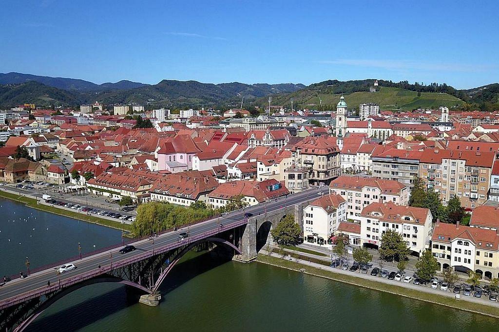 Keindahan semula jadi Slovenia mempesona, menenangkan