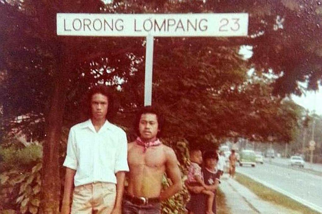 Bekas penduduk 'jejaki' semula kehidupan di Lorong Lompang