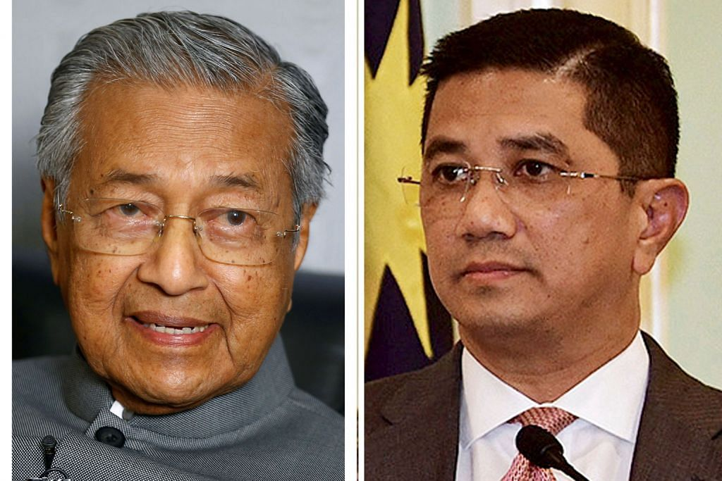 Azmin sertai pembangkang gesa Mahathir kekal PM hingga akhir penggal