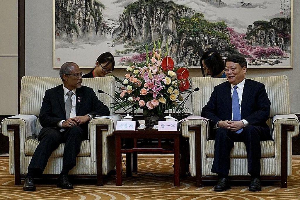 Firma S'pura boleh rebut niaga di Liaoning: Enterprise S'pore