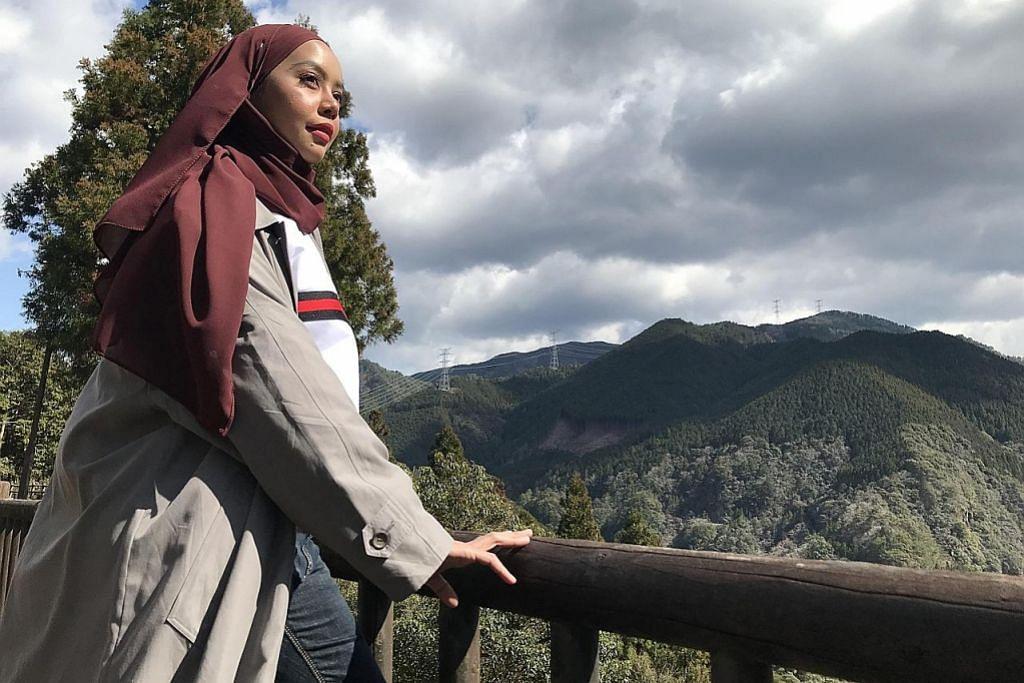 Amyrah wajah baru sebar misi mesra alam