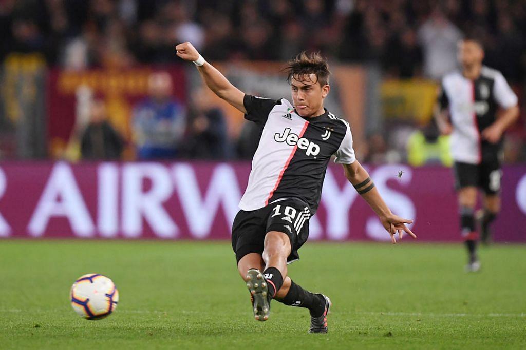 Spekulasi Dybala, Lukaku bertukar kelab