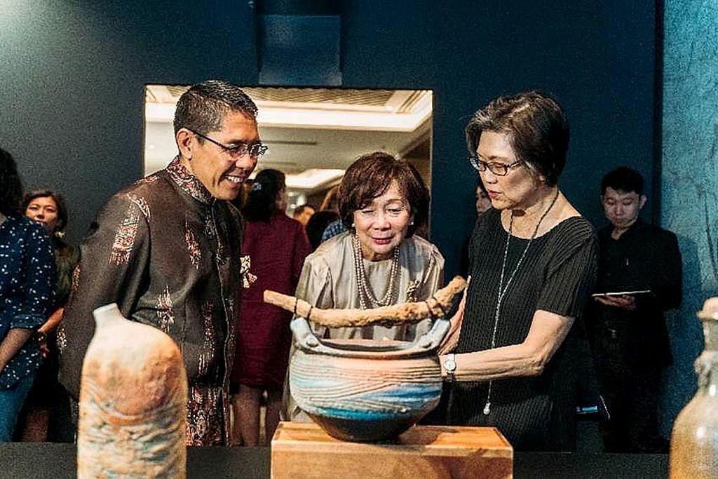 Pameran seni 'Along The Journey' di PARKROYAL hingga lusa