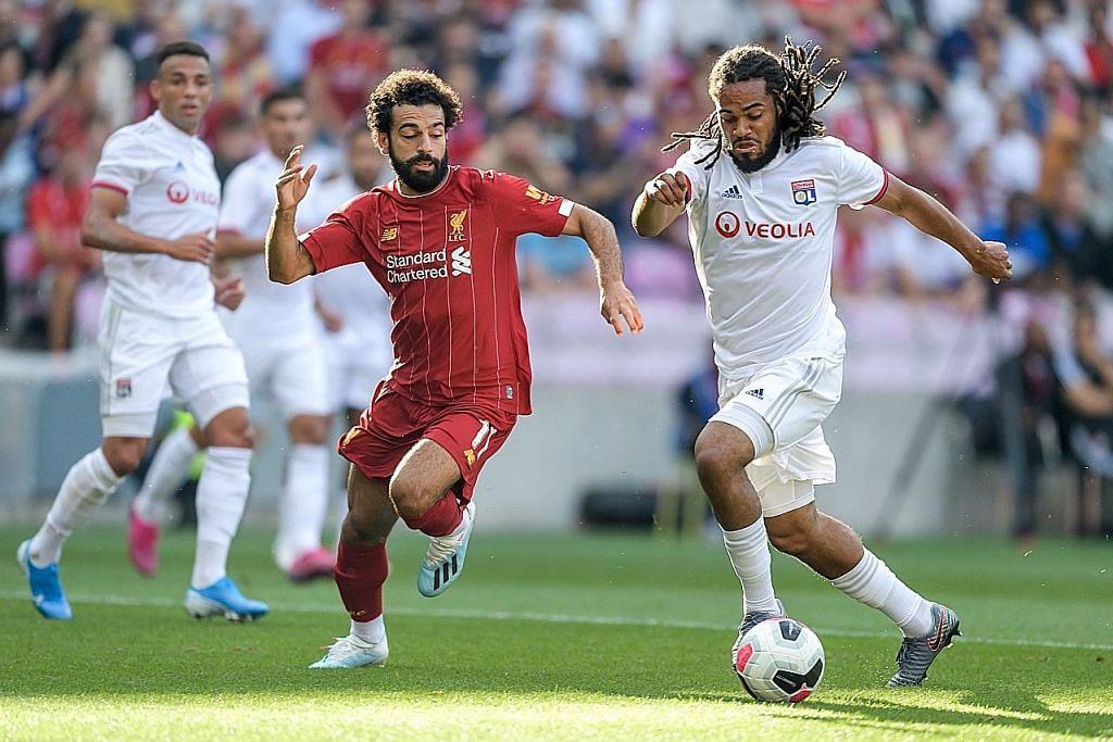 Liverpool bangkit selepas ketinggalan untuk tewaskan Lyon