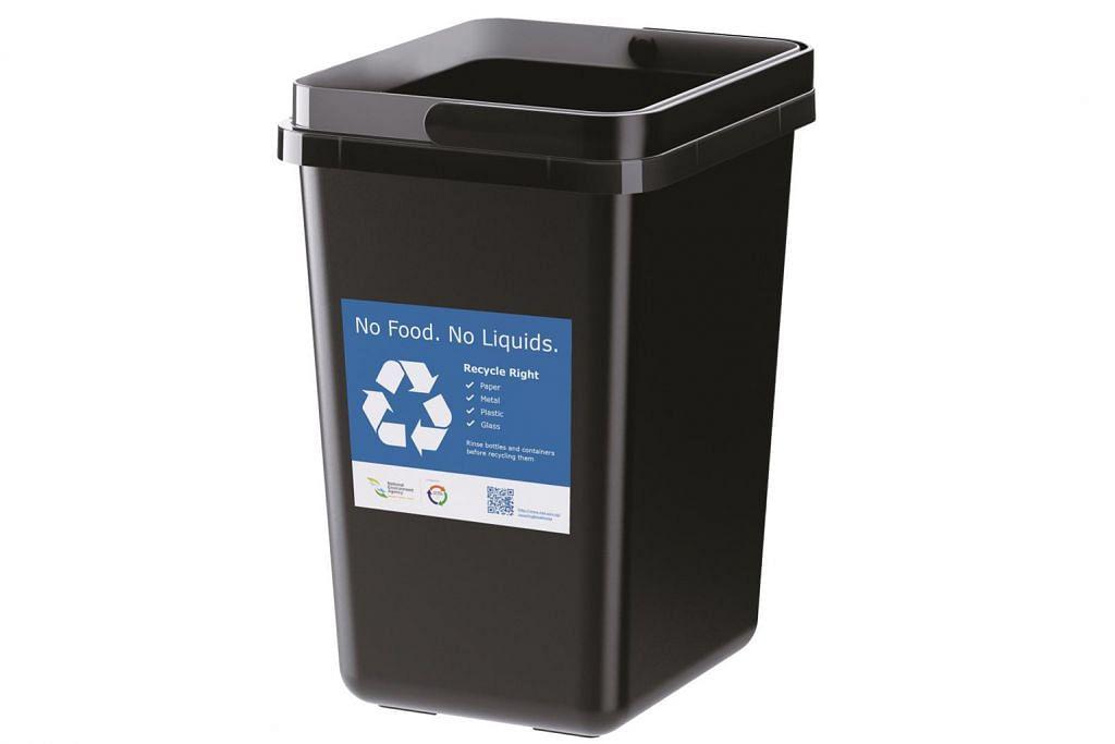 18,000 penghuni HDB terima baucar tong sampah Ikea