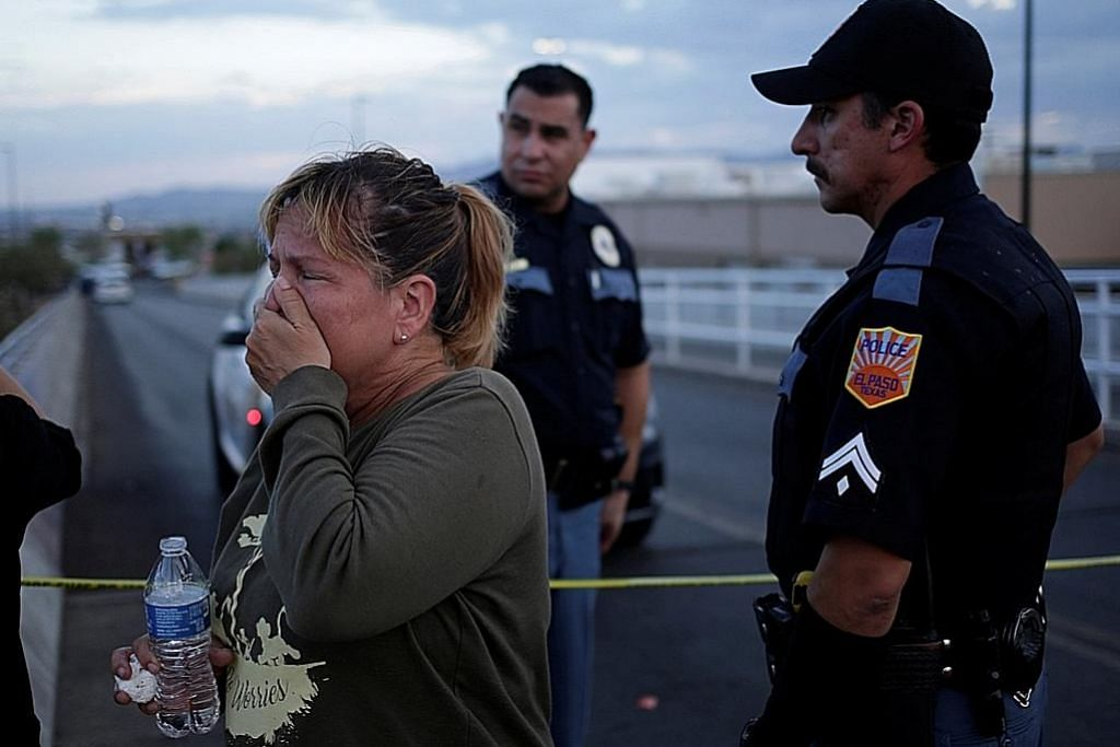 Amerika digegar dua kes tembakan, 29 terkorban