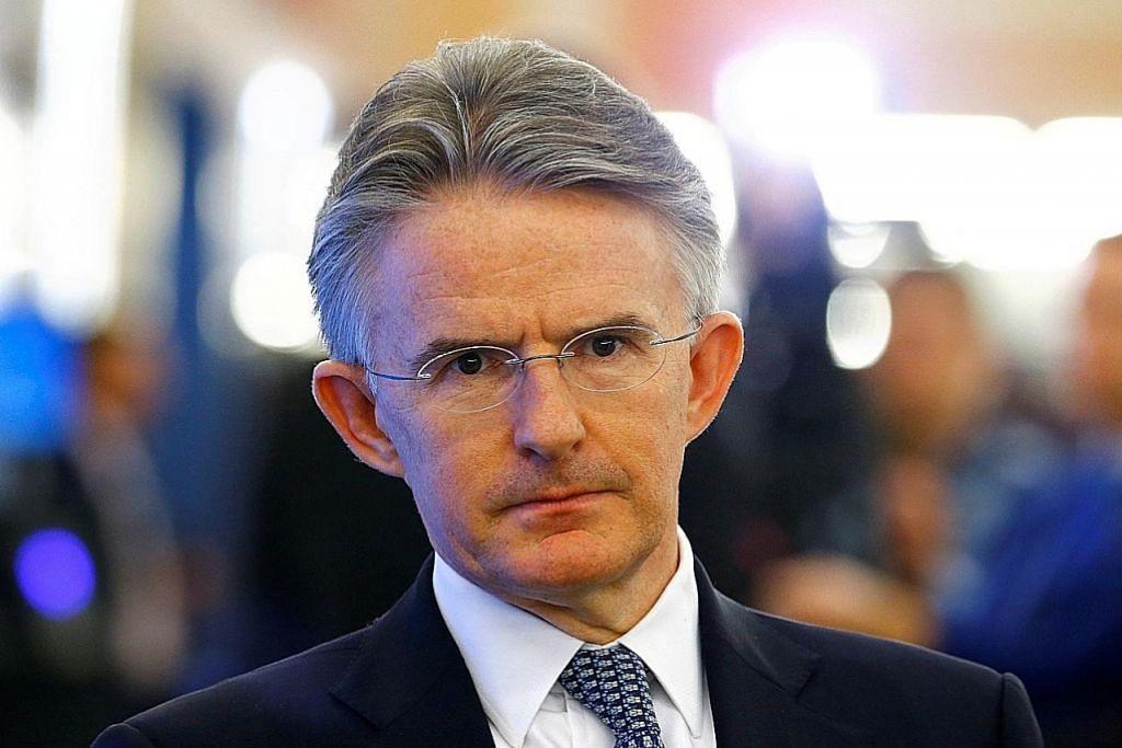 HSBC bakal buang ribuan pekerja susuli pemecatan CEO: WSJ