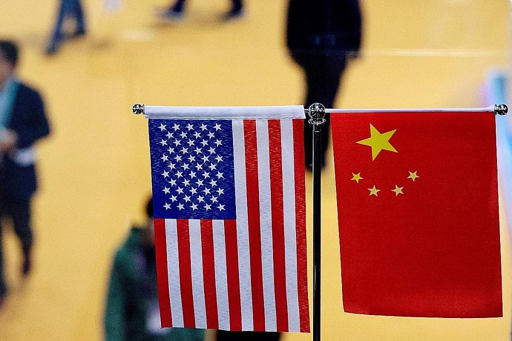 EKONOMI AS gelar China pemanipulasi mata wang, burukkan perang dagang