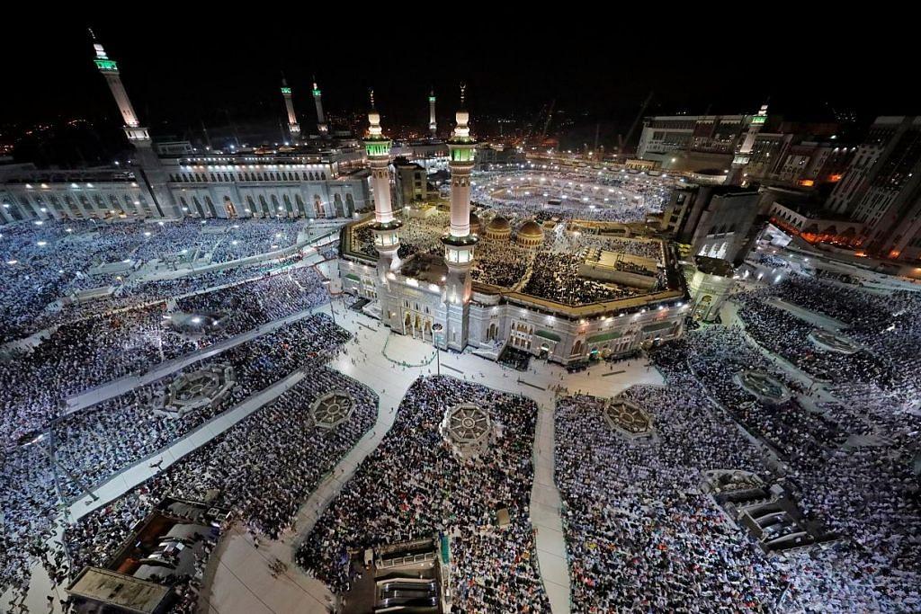 HAJI RUKUN ISLAM KELIMA - WAJIB LAKSANA SEKALI SEUMUR HIDUP JIKA MAMPU Arab Saudi lancar barisan usaha mudahkan jemaah