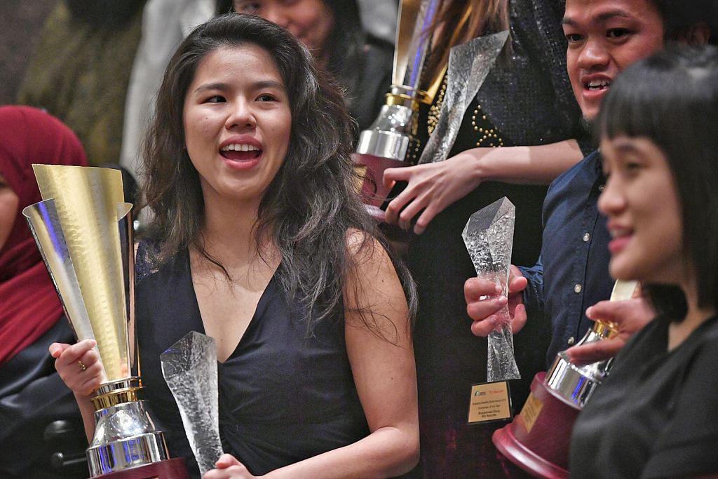 ANUGERAH SUKAN ATLIT KURANG UPAYA Yip Pin Xiu dinobatkan olahragawati 2019