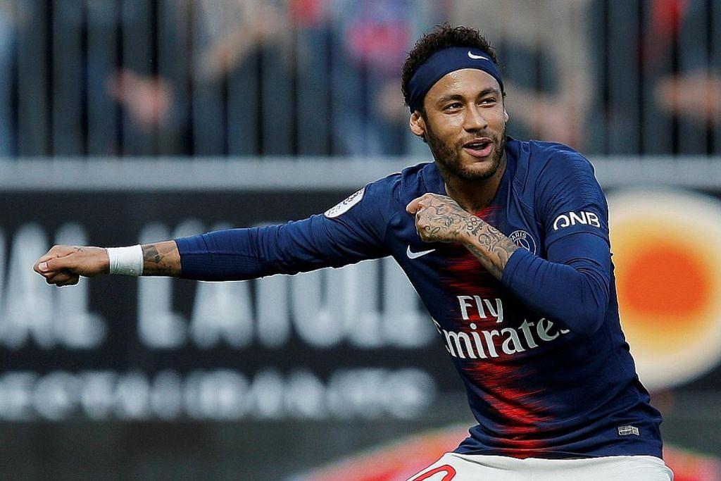Neymar tinggalkan PSG?