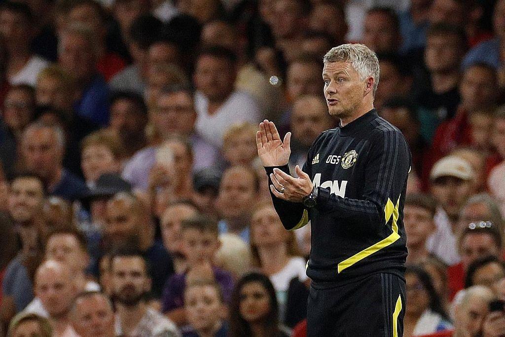 Solskjaer perkukuh pasukan, Man United tercabar