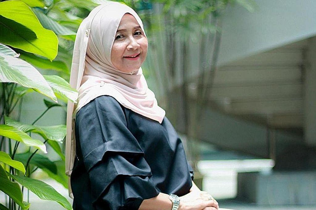 Sikap positif 'rahsia' awet muda Junainah M. Amin