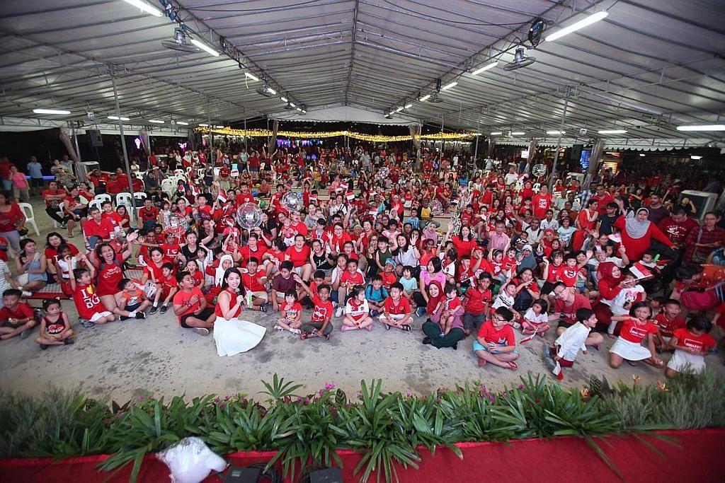 'Majulah Singapura' dendangan Ramli sentuh jiwa PM Lee