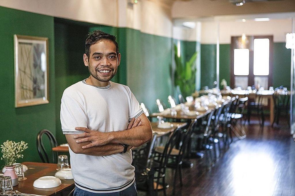 Mahu jenama restoran kekal dekat Masjid Sultan