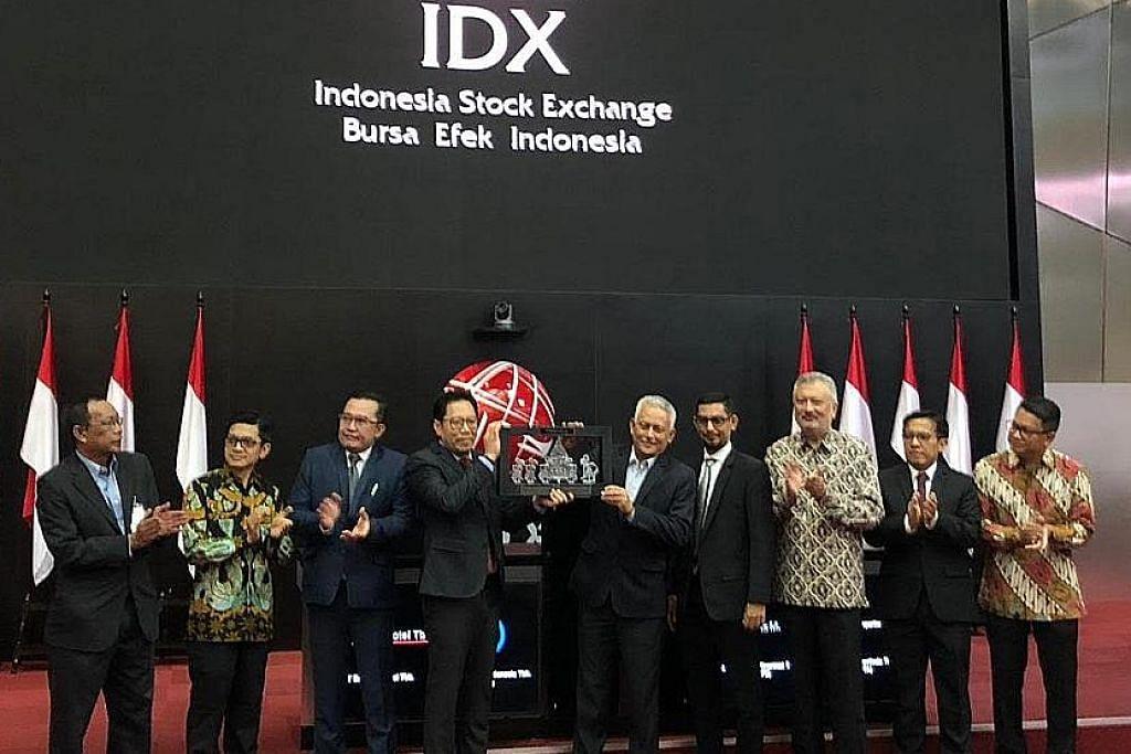 Firma urus hotel milik usahawan SG disenarai di Bursa Indonesia