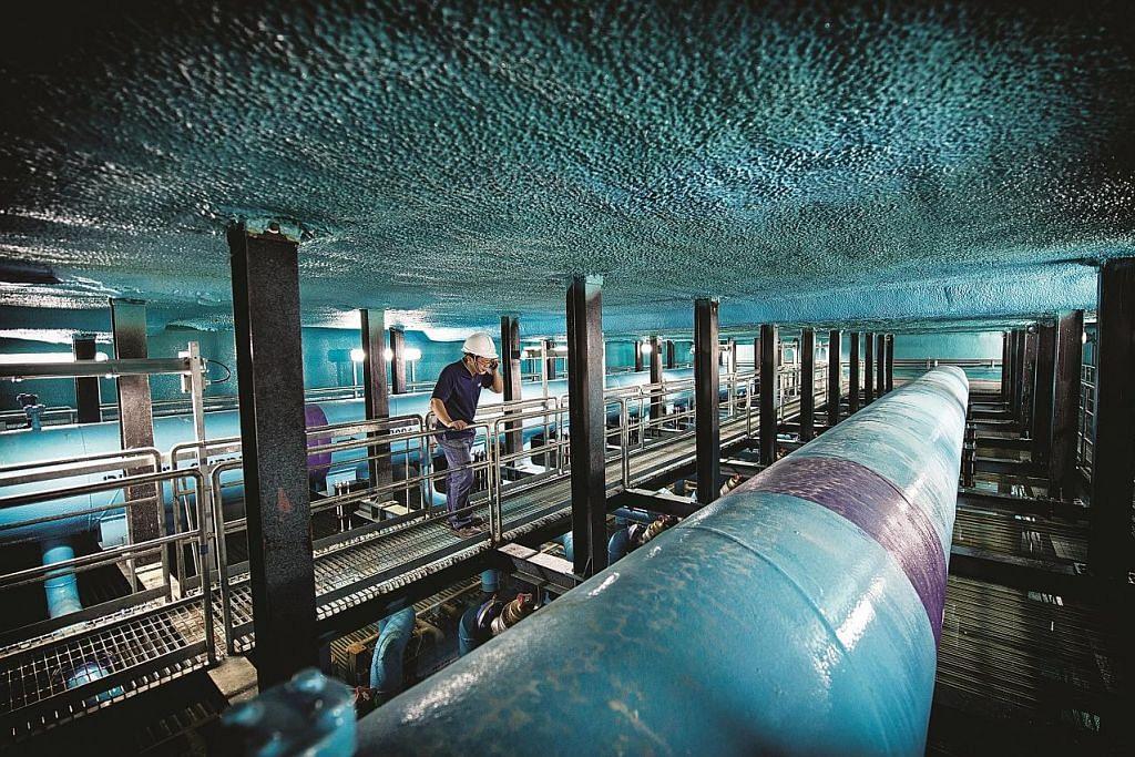 Kepintaran kejuruteraan di sebalik keindahan Marina Bay