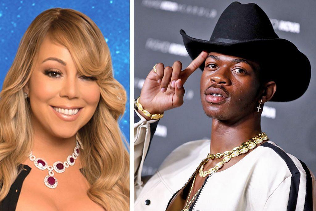 Rekod 24 tahun Mariah Carey tamat di tangan Lil Nas X