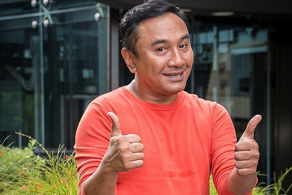 Khairudin seronok arah drama generasi milenial