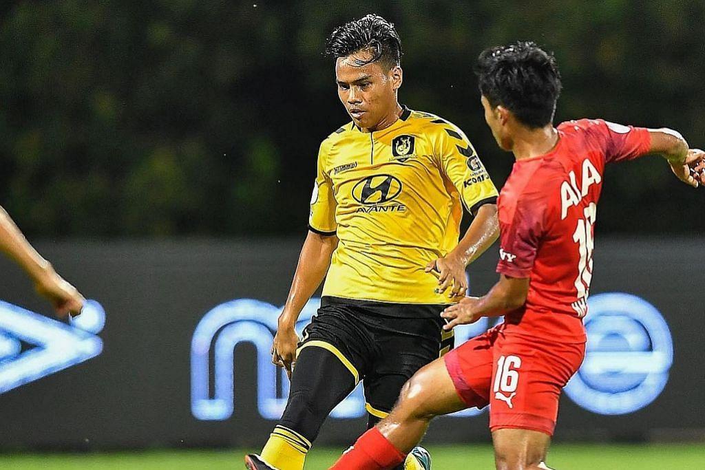 Akmal belajar dari pemain senior sesuaikan diri dalam SPL
