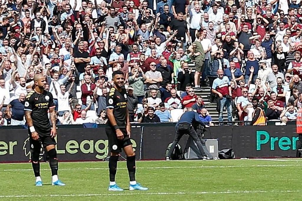 Man City, Liverpool, Man United tunjuk taring