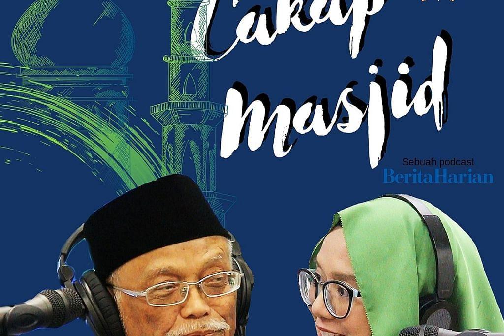 Sajian 'Podcast' #NoTapis & Cakap Masjid