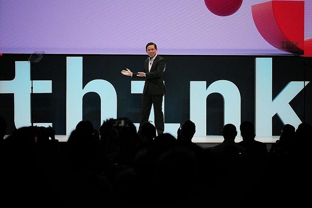 Negara perlu sepadu, inovasi demi penakatan dalam ekonomi digital: Chun Sing