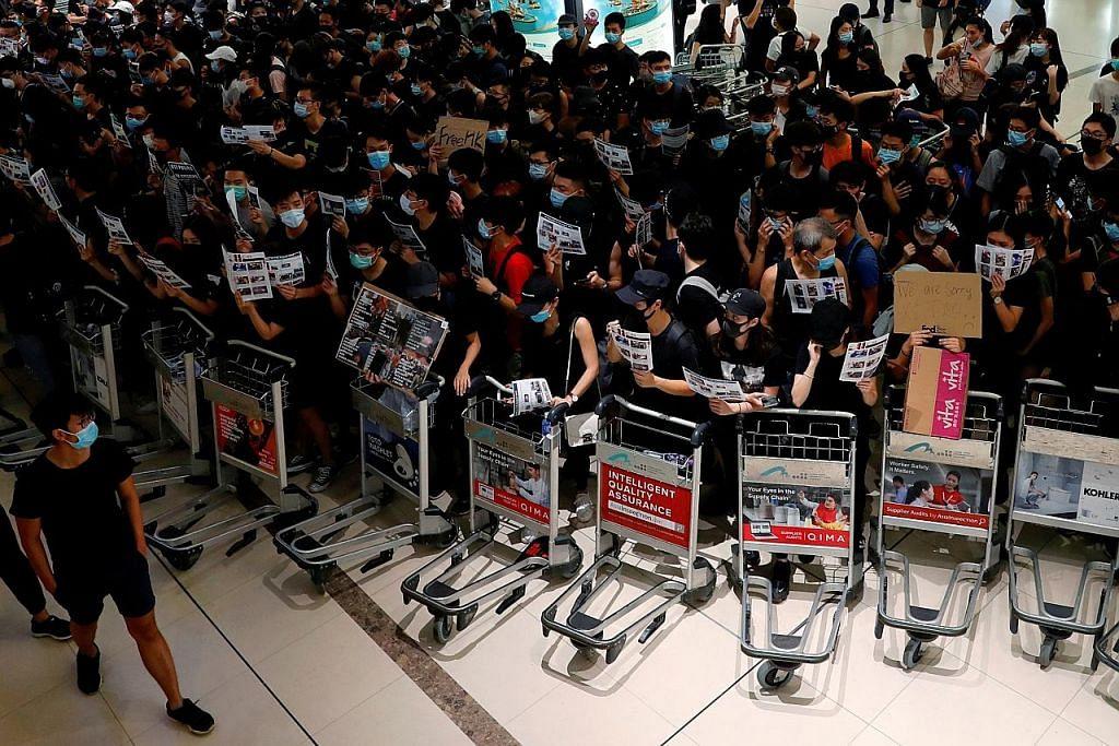 China tolak mohonan kapal tentera AS lawat Hongkong