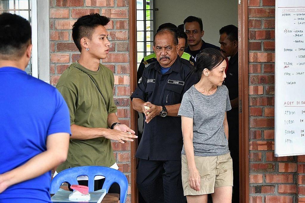 Mayat wanita ditemui di perairan Terengganu