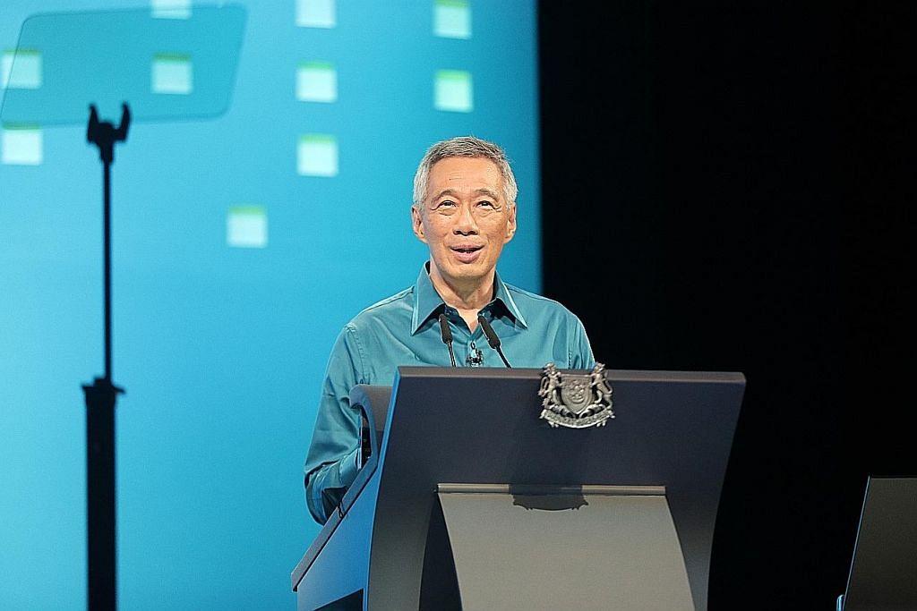PM Lee bakal sentuh isu perubahan iklim di Rapat Hari Kebangsaan