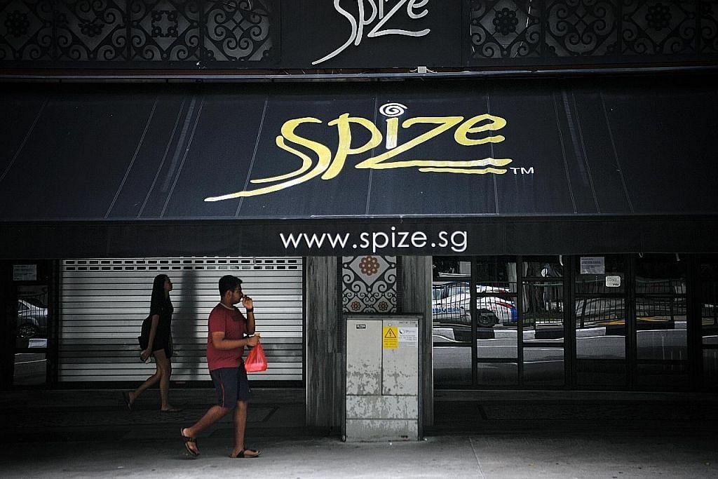 Lewat makan makanan Spize mungkin sumbang kematian pegawai Sats