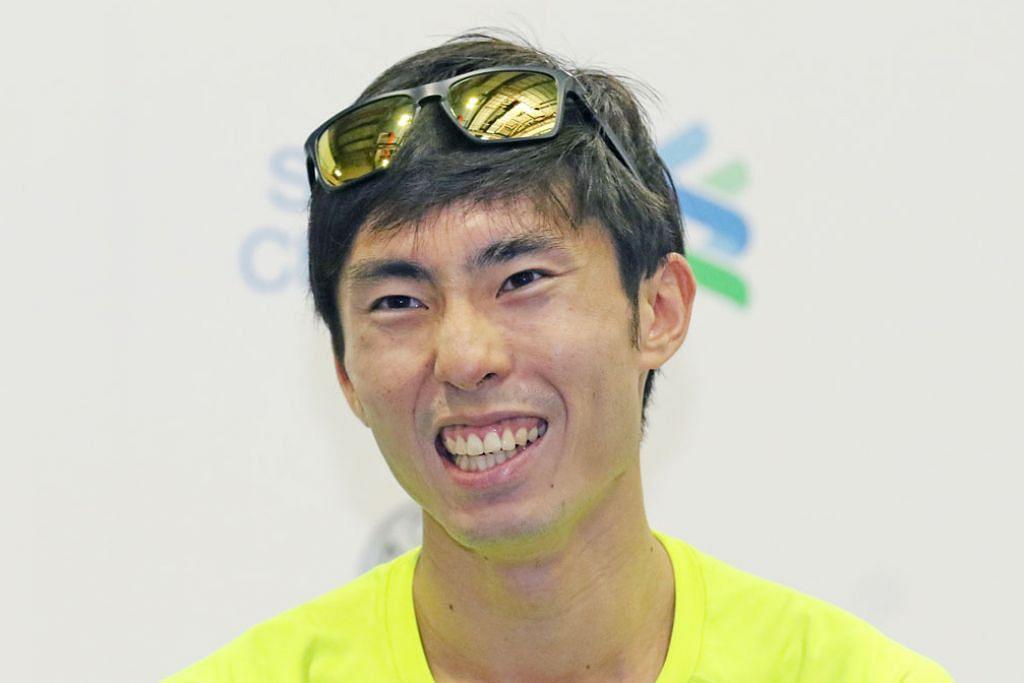 Juara maraton tolak tawaran Persatuan Atletik S'pura untuk selesai pertikaian