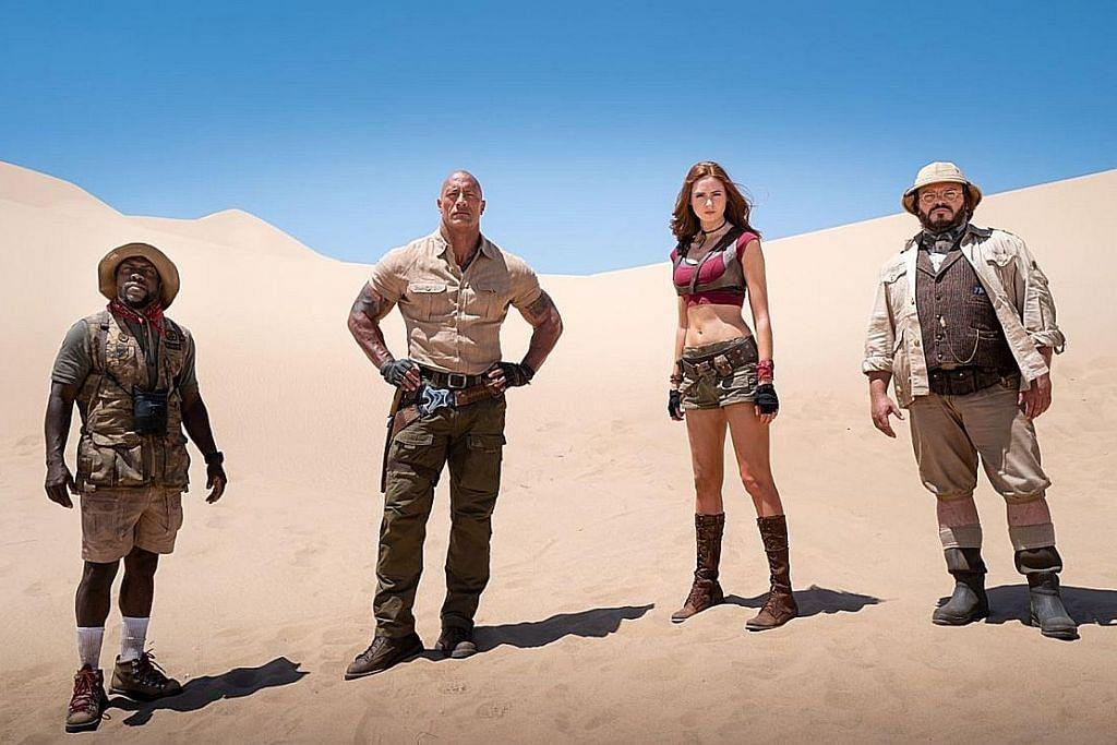 Pelbagai filem untuk hiburan si cilik di pawagan Ogos-Dis