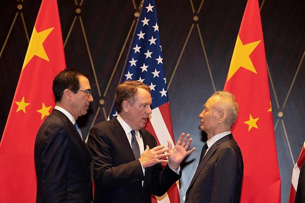 Identiti dan kesetiaan warga, kesan pertikaian Amerika-China