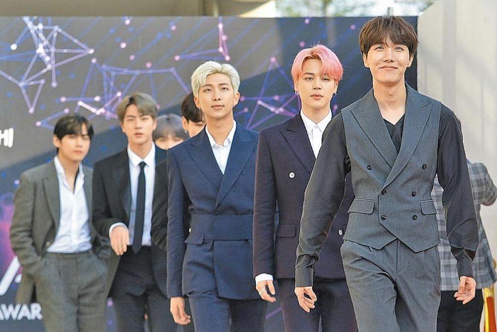 Lagu 'Boy With Luv' BTS catat 500 juta tontonan di YouTube