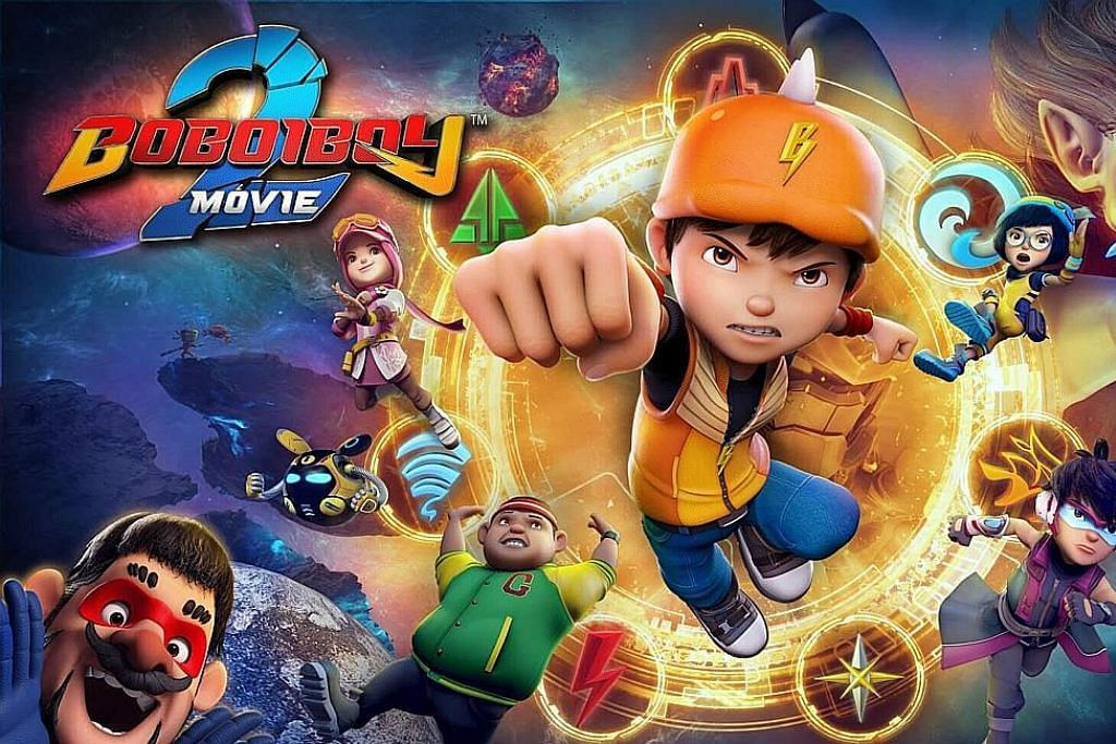 ULASAN FILEM BoBoiBoy 2 setanding 'Karate Kid'?
