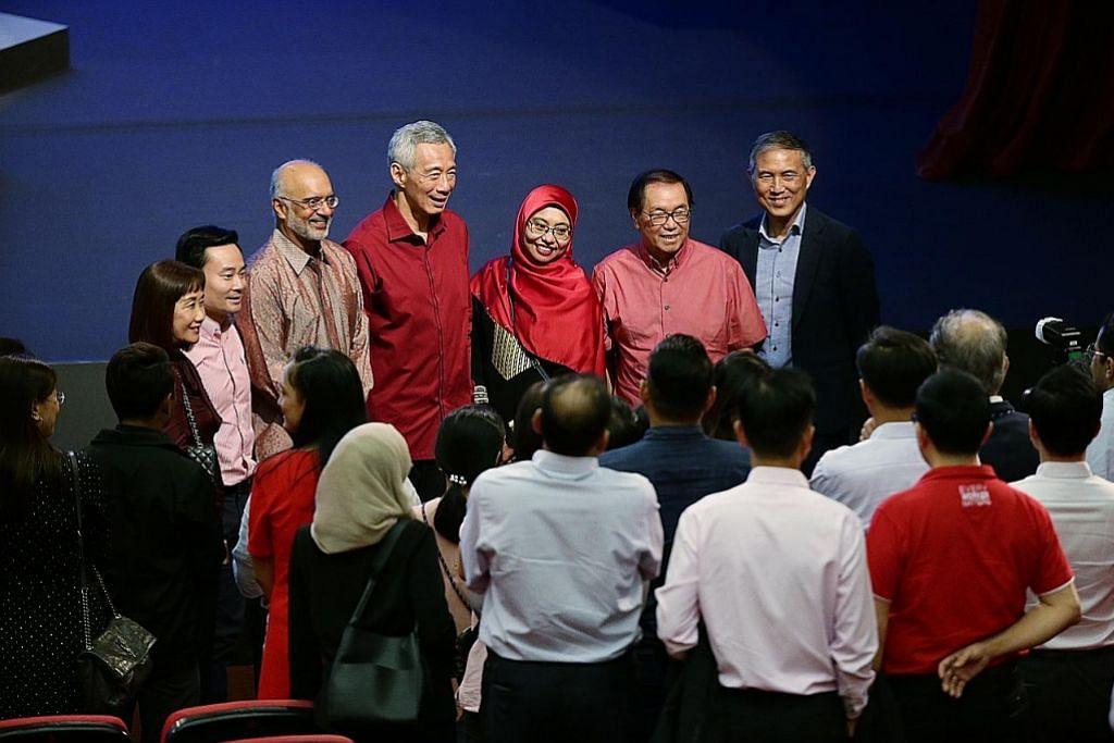 Masyarakat Melayu perlu terus kejar kemajuan, tingkat identiti sendiri