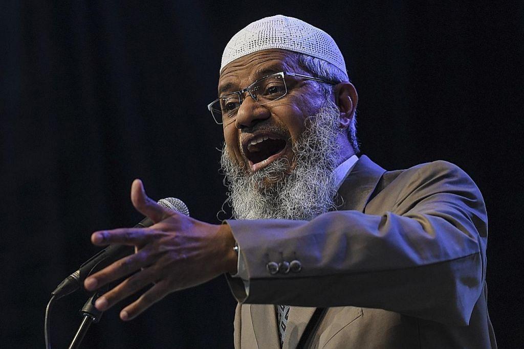 Mahathir: Zakir Naik cetus ketegangan kaum, kerajaan akan ambil tindakan