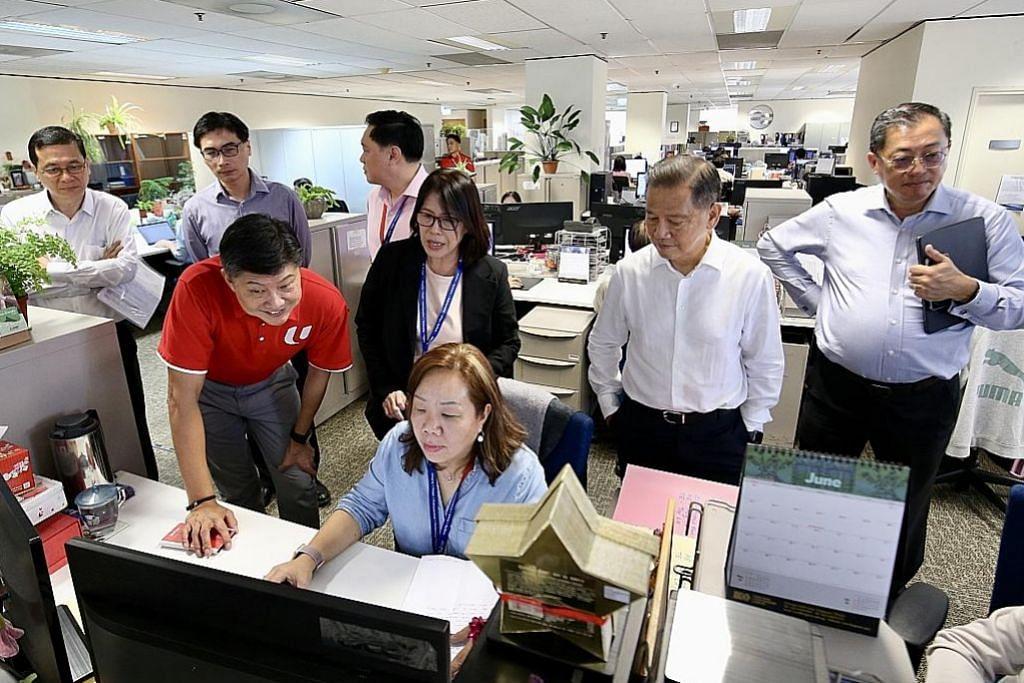 EKONOMI 630 pekerja Surbana Jurong ikuti latihan kemahiran digital